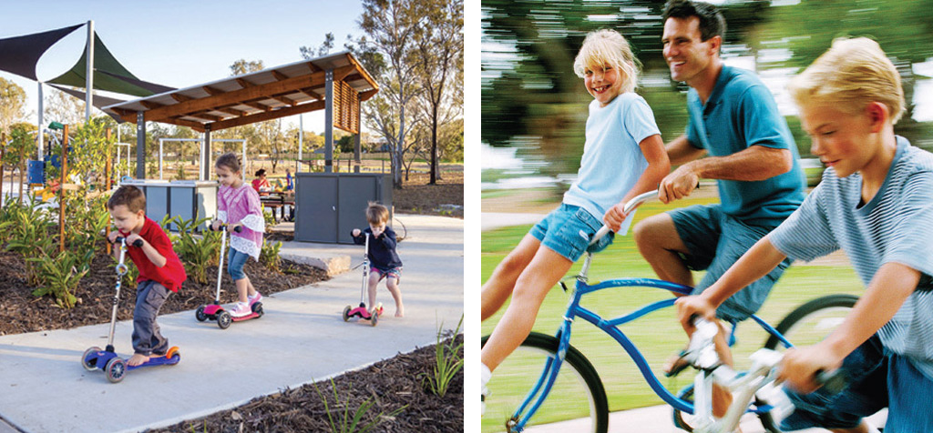 the terraces at griffin pocket amenities for children