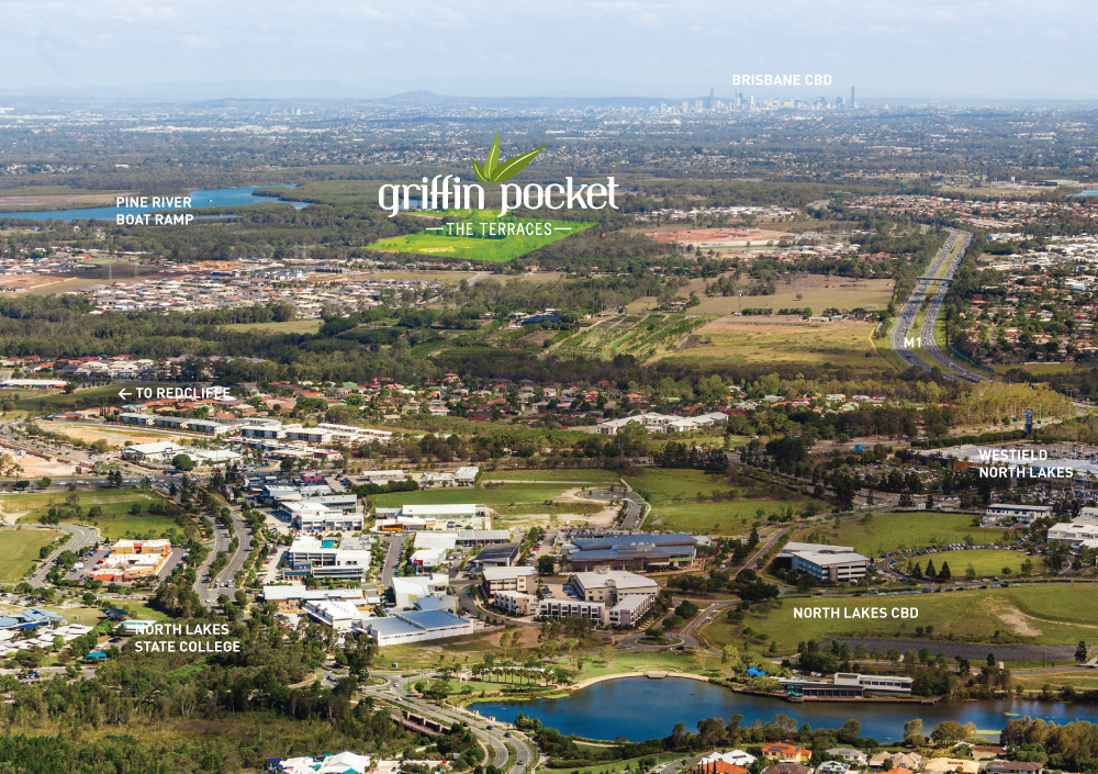 the terraces at griffin pocket location